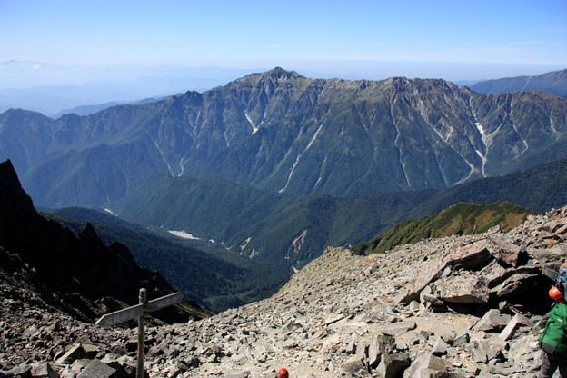 笠ヶ岳 IMG_5095