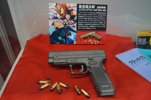 蓮太郎 愛銃 XD拳銃 40口径