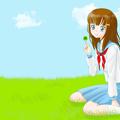 写真: clover_girl_1920x1080
