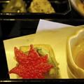 写真: ごま豆腐天ぷら
