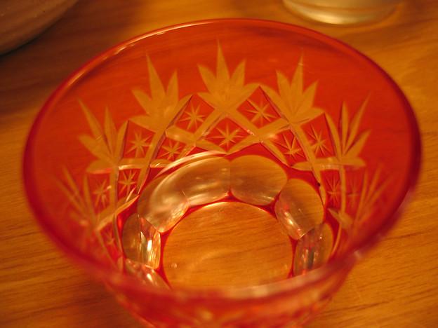江戸切子の酒器
