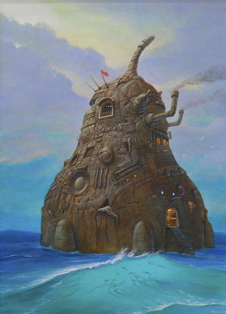 ジャンクプラネット・カボチャの宇宙船
