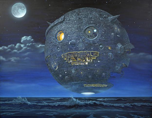 ジャンクプラネット・笑う惑星   Junk Planet - Laughing One