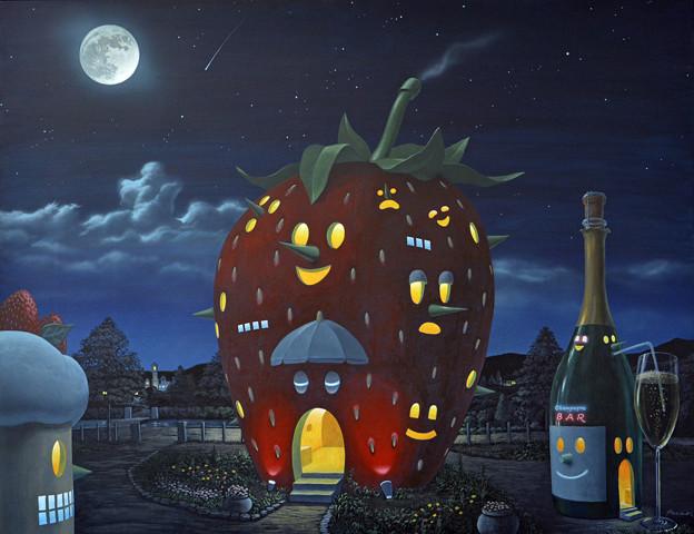 いちごの家2   Strawberry House 2