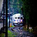 Photos: 御代志駅を発車する6000形。