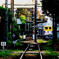 Photos: 夕方の堀川駅。