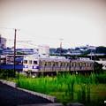Photos: 堀川付近を行く6000形。