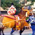 Photos: 藤崎宮秋季例大祭。