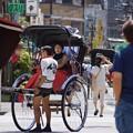 Photos: 浅草の人力車