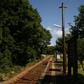 Photos: ローカル線の駅