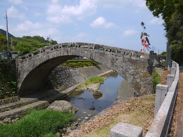 津奈木重磐岩眼鏡橋(2)