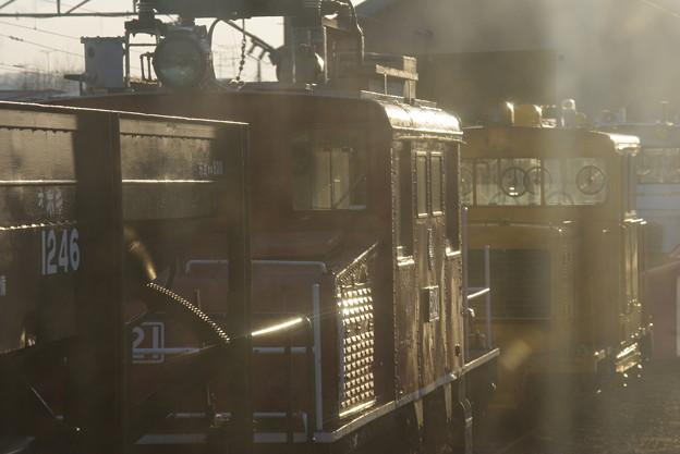 凸形機関車はロマン