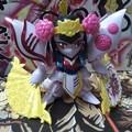 写真: BB戦士SD三国伝 チョウセンキュベレイ組済み登場だわ☆これはディフォ...