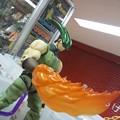 Photos: 浪曼堂    キン肉マン  ジェイド   フィギュアには、Niceパーツも付属じゃ...