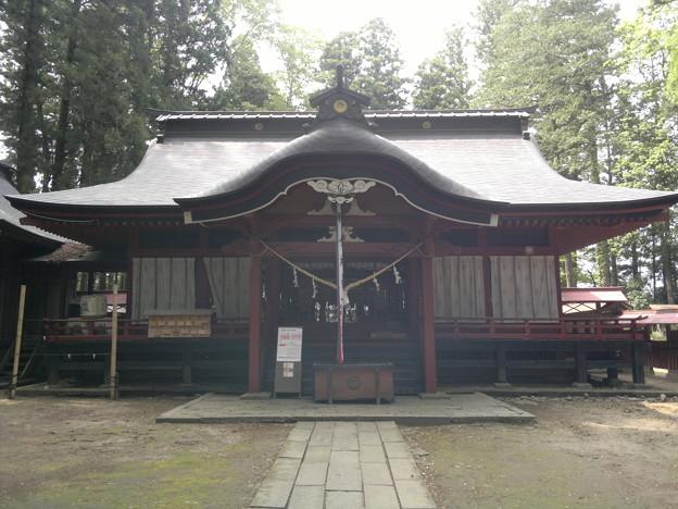 八槻都都古別神社4