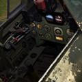 宇佐市平和資料館 零式艦上戦闘機21型模型 計器