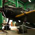 宇佐市平和資料館 零式艦上戦闘機21型模型 前