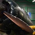 宇佐市平和資料館 零式艦上戦闘機21型模型 前景