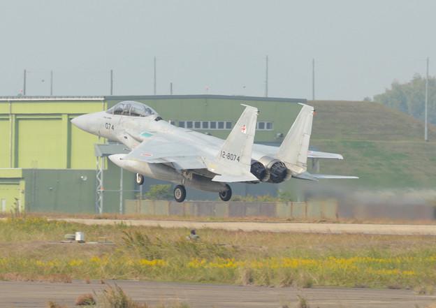 F-15J タッチアンドゴー 築城基地