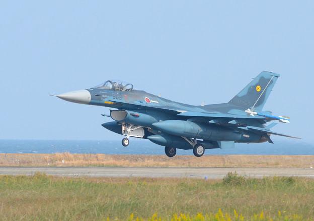 築城基地 F-2ランディング