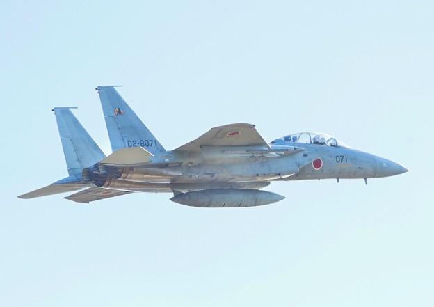 第23飛行隊 新田原基地機F-15