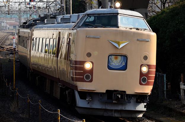 国鉄色 にちりん485系