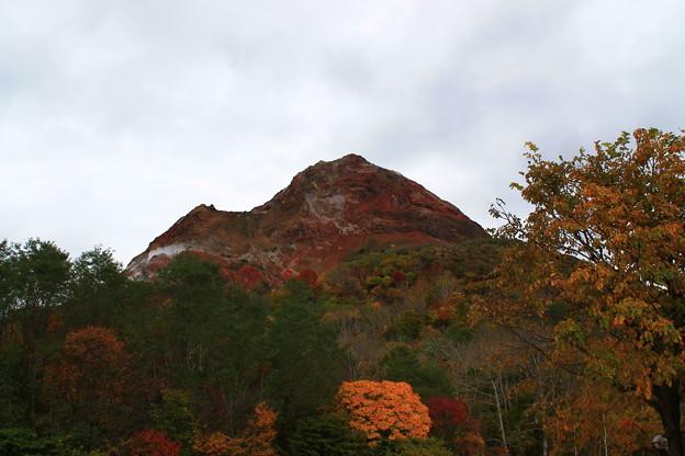 有珠山からの景色5