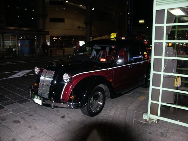 トヨタクラシック タクシー