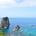写真: 積丹岬
