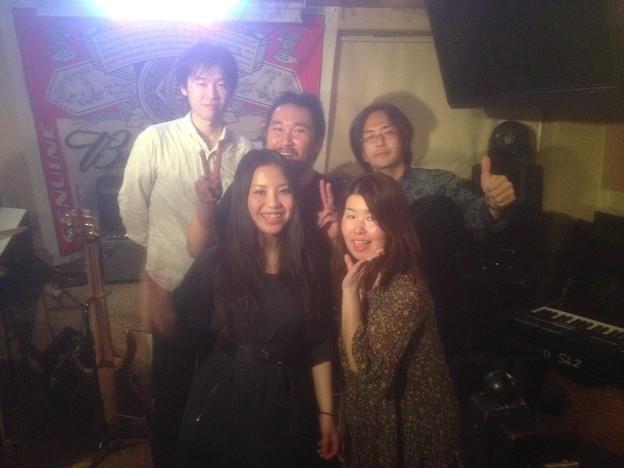 Photos: morimoto session1