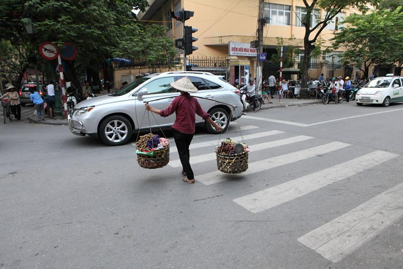 IMG_7537ベトナム旅行・ハノイにて