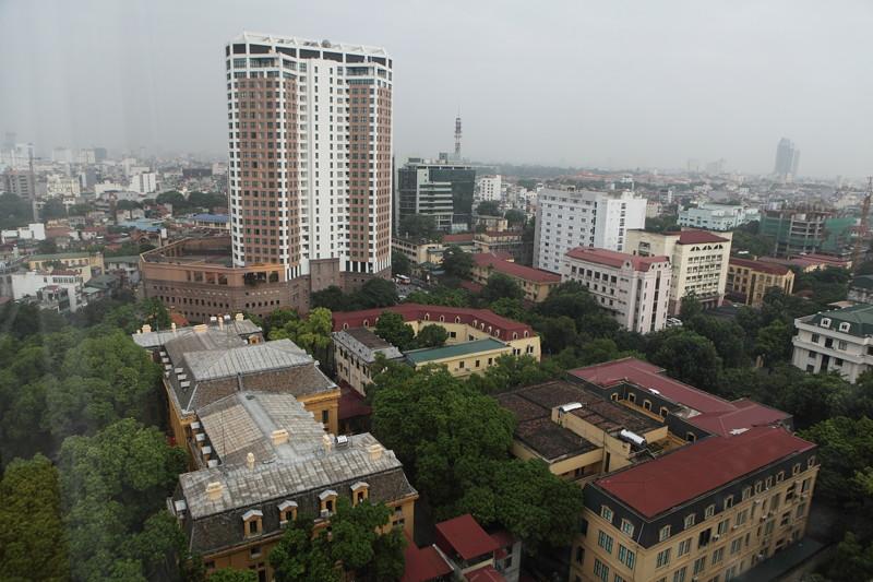 IMG_7574ベトナム旅行・ハノイにて