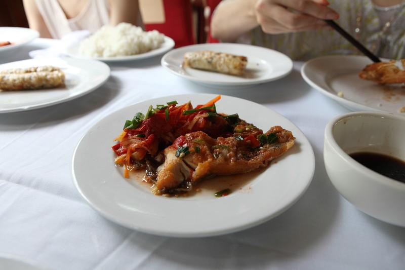 IMG_7614ベトナム旅行・ハノイにて