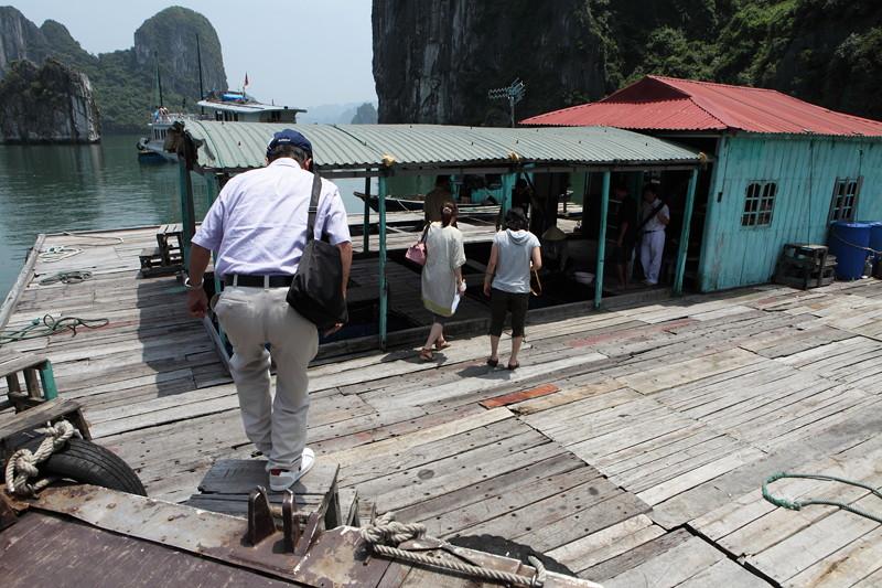 IMG_7615ベトナム旅行・ハノイにて