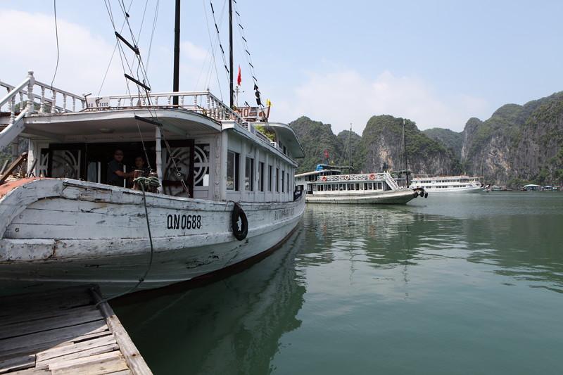 IMG_7619ベトナム旅行・ハノイにて
