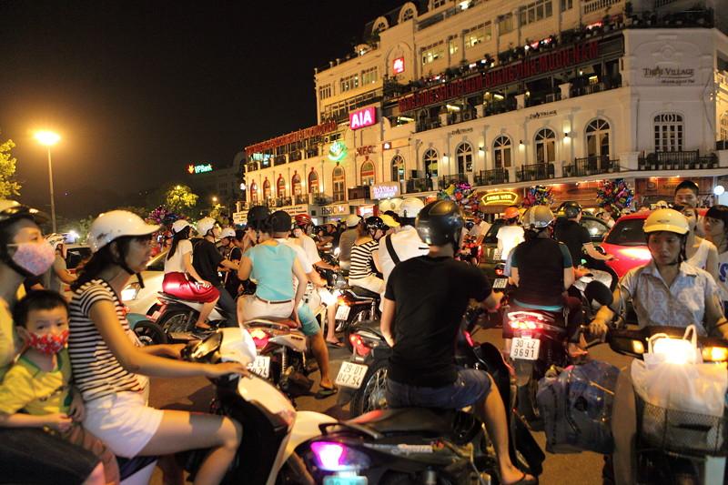 IMG_7725ベトナム旅行・ハノイにて