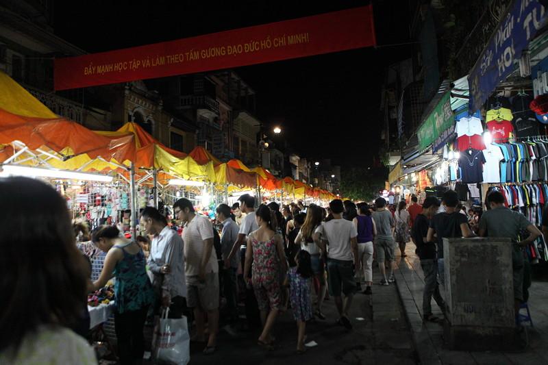 IMG_7742ベトナム旅行・ハノイにて