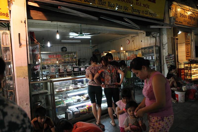IMG_7750ベトナム旅行・ハノイにて