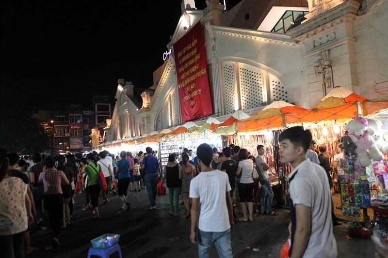 IMG_7759ベトナム旅行・ハノイにて