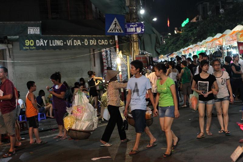 IMG_7773ベトナム旅行・ハノイにて