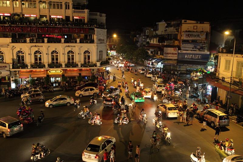IMG_7795ベトナム旅行・ハノイにて