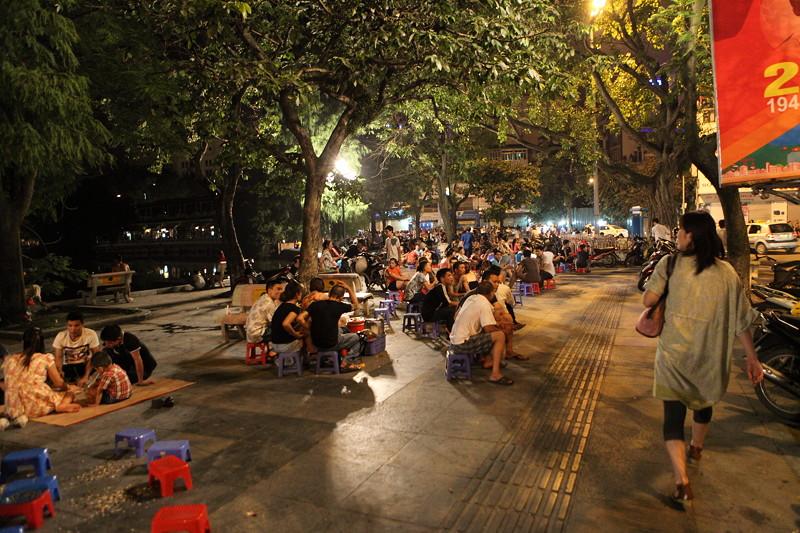IMG_7808ベトナム旅行・ハノイにて