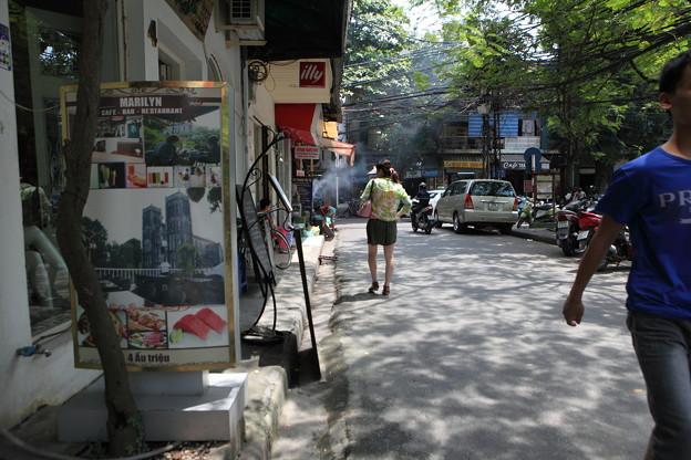 IMG_7986ベトナム旅行・ハノイにて