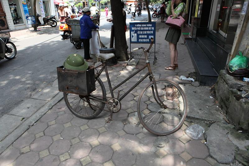 IMG_8011ベトナム旅行・ハノイにて