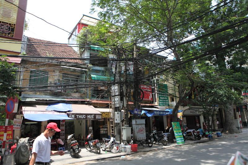 IMG_8029ベトナム旅行・ハノイにて
