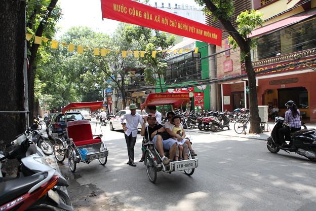 IMG_8033ベトナム旅行・ハノイにて
