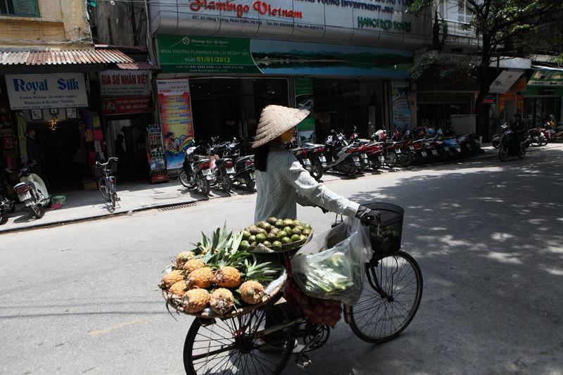 IMG_8038ベトナム旅行・ハノイにて