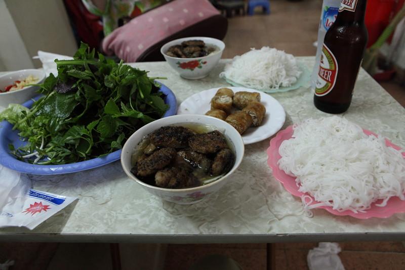 IMG_8075ベトナム旅行・ハノイにて