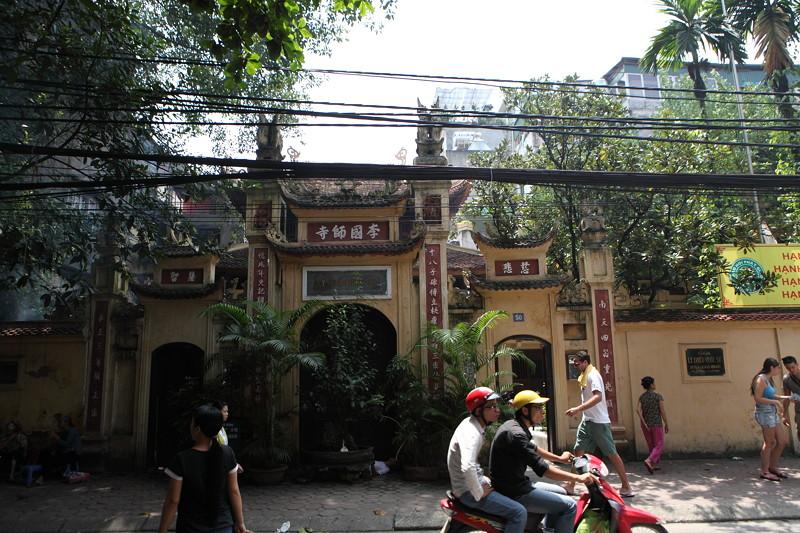 IMG_8091ベトナム旅行・ハノイにて