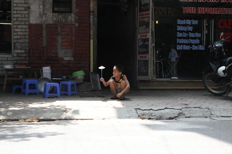 IMG_8110ベトナム旅行・ハノイにて